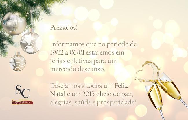 Natal / Reveillon 2014-2015