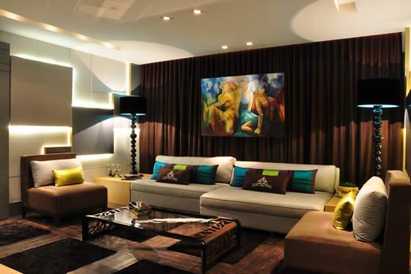 Mostra Casa Cor RS 2012 Paula Lino