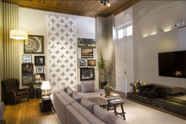 Mostra Casa Nova 2012 - Cristiana Bez Delpizzo e Robson Nascimento