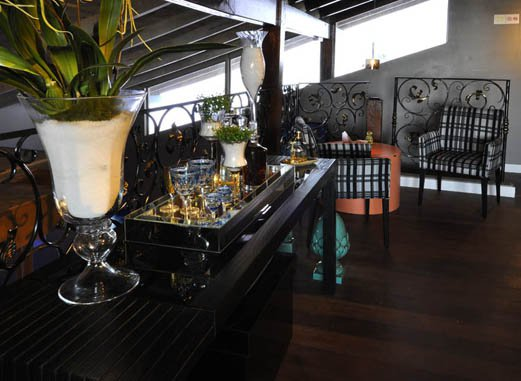 Casa Cor SC 2012 Café Panorâmico