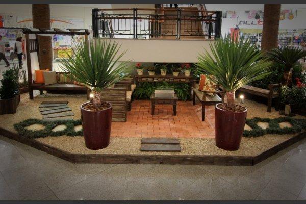 Mostra de Paisagismo Shopping Iguatemi 2013 - Jardim do Aconchego