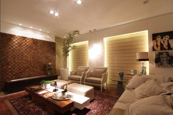 Ambiente da Arquiteta Paula Lino - Mostra Casa Cor SC 2013