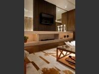 Casa Cor SC 2013 - Estar Lounge por Cristiane Passing