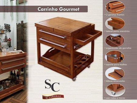 Carrinho Gourmet - 09