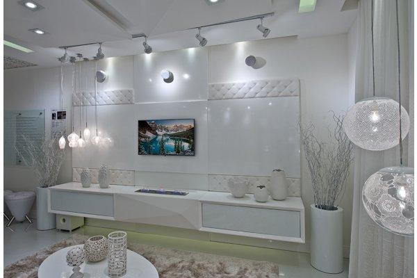 Sala Intima 50 tons de Branco